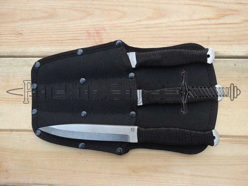 Набор метательных ножей Горец 3М