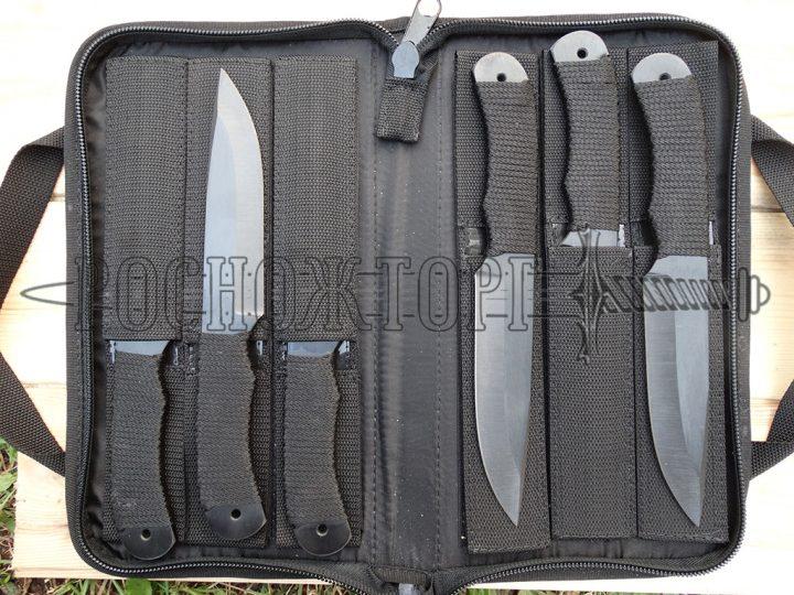 Набор метательных ножей Сокол