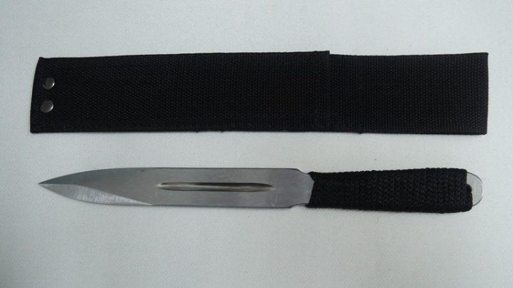 Спортивный нож из стали 65Х13 Аст
