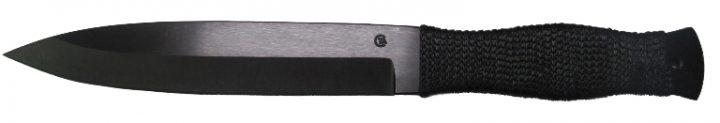 Спортивный нож из стали 65Г Горец