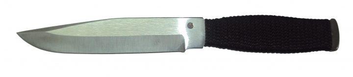 Спортивный нож из стали 65Х13 Казак