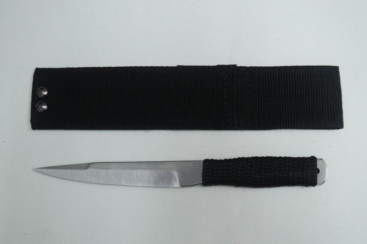 Спортивный нож из стали 65Х13 Луч