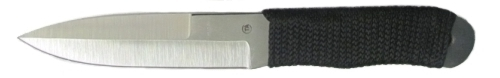 Спортивный нож из стали 65Х13 Тайга