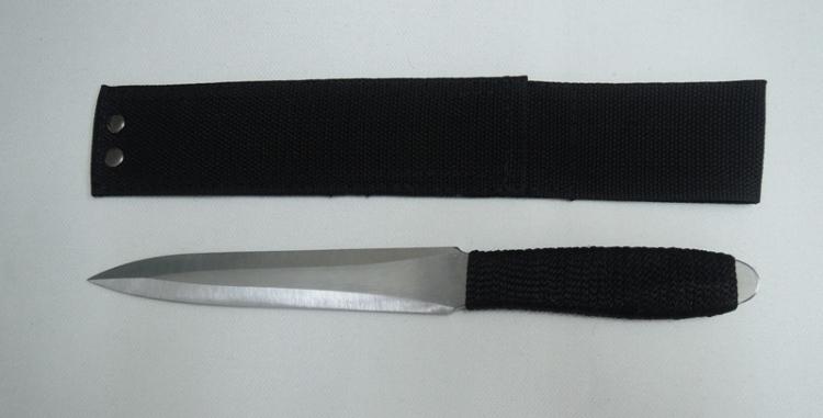 Спортивный нож из стали 65Х13 Юст