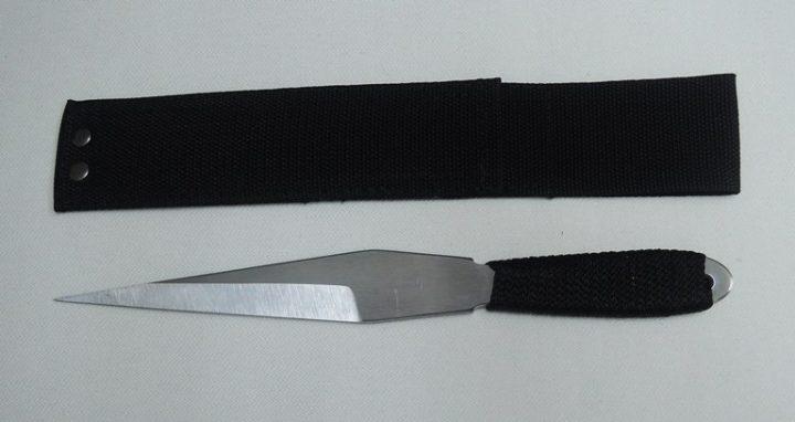 Спортивный нож из стали 65Х13 Забава