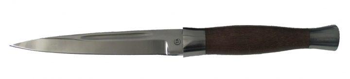 Нож из стали 65Х13 Горец 3М, рукоять текстолит